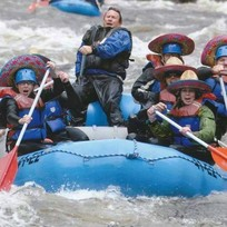 Maine White Water Rafting Dead And Kennebec Rivers Magic